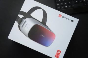 4K分辨率搭载高通VR芯片大朋VR一体机P1Pro评测