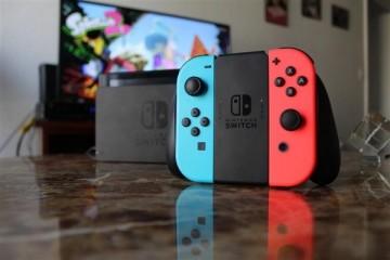 全民休闲玩游戏3月Switch销量暴升一倍