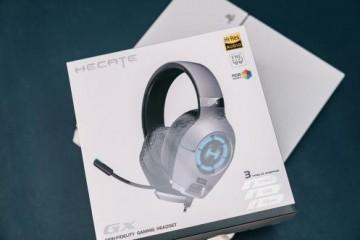 Hecate GX游戏耳机体验:全平台兼容,游戏体验和音质全都要