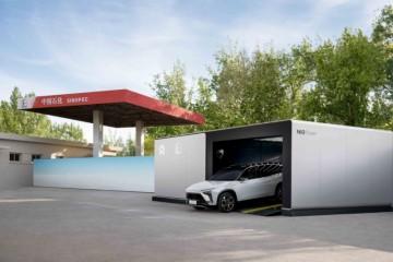 共建智能电动汽车出行新生态中国石化十四五将布局5000座充换电站