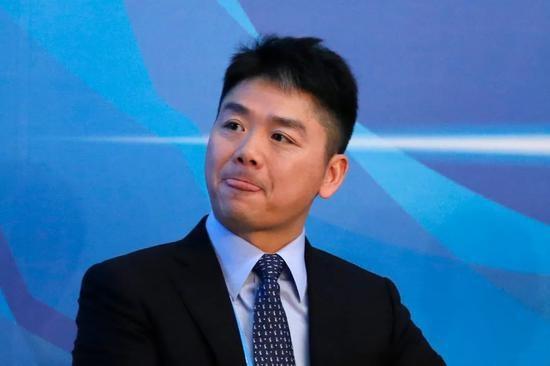 京东物流市值2800亿一年连中三元刘强东成敲钟王