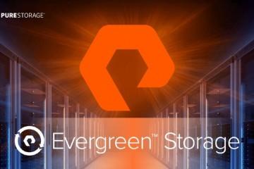 Pure Storage Evergreen创新订阅服务迈向全新里程碑